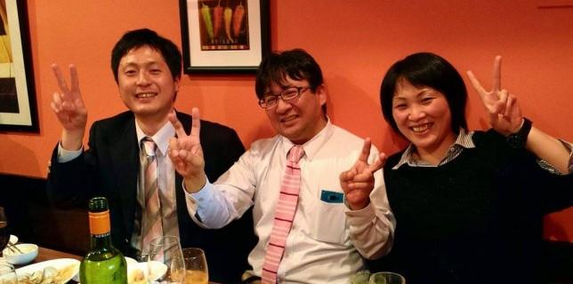 小野さん×北田さん×ヒロちゃん