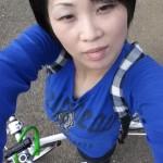 秋を楽しみながら、のんびり自転車に乗ってダイエット!
